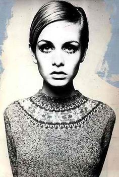 Twiggy. Thanks for the haircut inspiration