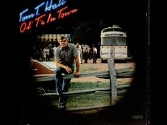 Tom T.  Hall - I Left You Some Kisses On The Door