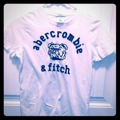 Abercrombie Kids muscle T -Shirt Hardly worn in great shape Abercrombie & Fitch Shirts & Tops Tees - Short Sleeve