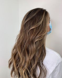 those balayage details! Hair by Lauren at RedBloom Salon East Village. East Village, Hair Painting, Color Trends, Salons, Hair Color, Long Hair Styles, Beauty, Lounges, Haircolor