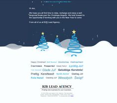 30 Best Email Design Christmas Images Email Design Email