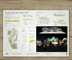 Architectural Contest Layout on Behance