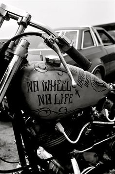 "♂ men with style ""no wheel no life"""