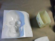 Make cool Skulls for PENNIES!!!