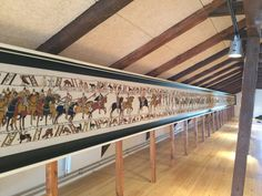 Life Story of the Bayeux Tapestry