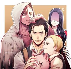 Read Seb X Ruvik 3 from the story Yaoi & Yuri IS LIFE(fluff and nsfw pics) by Psyco_horror_freakG with 353 reads. The Evil Within Ruvik, The Evil Within Game, Chucky Horror Movie, Horror Movies, Cry Of Fear, Creepy Games, Cool Cartoons, Resident Evil, Fanart