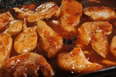 ~SWEET AND SOUR CHICKEN - This is DIVINE... I made it and put it in wraps with rice... yummo!