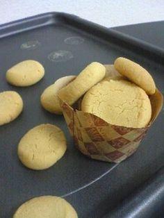 卵なしバターなし! 15分簡単クッキー