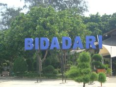 Welcome to Bidadari Island