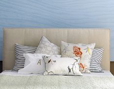 Pillow Talk: What Does Your Pillow Arranging Style Say About You?  - HouseBeautiful.com