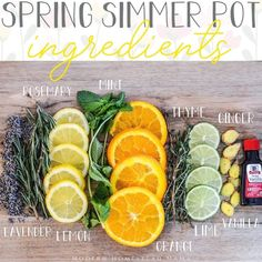 Simmer Pot Recipes That Will Make Your Home Smell Clean & Fresh - josefine Homemade Potpourri, Simmering Potpourri, Stove Top Potpourri, Potpourri Recipes, Homemade Gifts, Household Cleaning Tips, House Cleaning Tips, Cleaning Hacks, Glass Cleaning