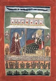 Image result for indian miniature paintings of women