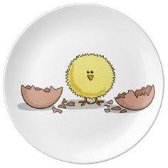 you_crack_me_up_easter_little_chicken_porcelain_plates-rf44a98965c2245ab983f2f33f5ba908a_z77n5_324.jpg (324×324)