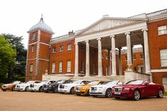It's been many years now since we first started to bring you five-star service and the London's finest quality luxury cars. Today, we go one step further by offering the largest collection of Rolls-Royce luxury cars hire available anywhere in the Capital.