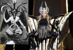 Resultado de imagen de madonna illuminati
