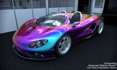 7a2a5980f9b8a Must amazing chameleon-paint-car. Yes this can definitely be my next car!  I m obsessed with this paint job.