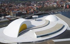 Architecture <b>Architecture.</b> The Architect of the Future That Never Was – Foreign Policy. Ancient Greek Architecture, Architecture Wallpaper, Chinese Architecture, Architecture Office, Futuristic Architecture, Architecture Design, Pavilion Architecture, Office Buildings, Oscar Niemeyer