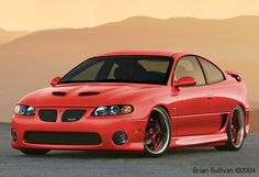 2004 Pontiac GTO. Matt wants one of these so bad.