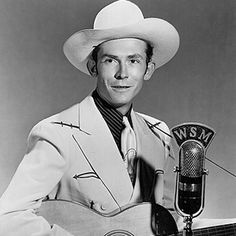 """""""The silence of a falling star lights up a purple sky. And as I wonder where you are, I'm so lonesome I could cry."""" Hank Williams"""