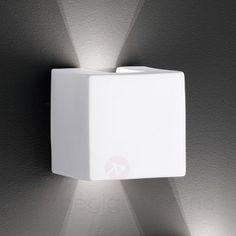Lysende kube