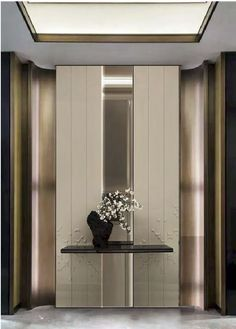 foyer . luxury . modern . minimal