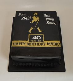 Johnnie Walker Grooms Cake :D