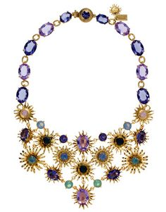 The Duchess of Windsor necklace by Tony Duquette for Coach.