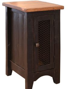 Veracruz   Les Meubles Zip International Furniture Direct, Solid Wood Furniture, Chair Side Table, End Tables, Jelly Cupboard, Modular Cabinets, Homemakers Furniture, Style Rustique, Nebraska Furniture Mart