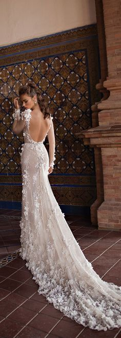New #berta bridal couture Seville collection