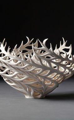 GlassArt.net | Jennifer McCurdy Pottery Art For Sale Jennifer Mccurdy, Pottery Art, Art For Sale, Old Art, Bronze Sculpture, Decorative Bowls, Glass Art, Art Gallery, Fine Art