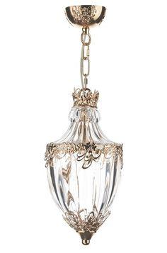 Ottoman Pendant Light - £114.00 - Hicks and Hicks