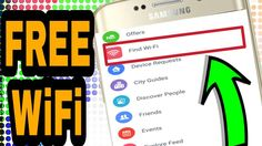 How to Use Free Wifi By Facebook - Find Free Wifi