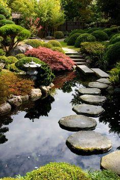 Viajar a Japón garten Jardin Japonais : 30 idées pour créer un jardin zen Japonais