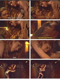 """On Infernal Ground"" - Clary and Jace Jace And Clary Kiss, Shadowhunters Clary And Jace, Shadowhunters Series, Mortal Instruments Runes, Immortal Instruments, Shadowhunters The Mortal Instruments, Jace Wayland, Clace, City Of Bones"
