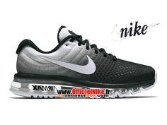 72f542005ed Femme Enfant Chaussures Nike Wmns Air Max 2017 Noir Blanc 849560-010-Site  officiel Chaussures Nike Air Max Tn EN France!