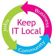 top ten reasons to think local buy local be local