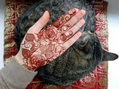 Mehendi by Amelia // she does such amazing work!!
