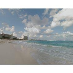 Punta Nizuc - Cancun Beach 3.9 miles using #ifit #nordictrack #treadmill #proform #bike #elliptical
