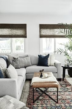 Liz Foster Interiors   California Living Room. Coastal Living RoomsLiving  ...