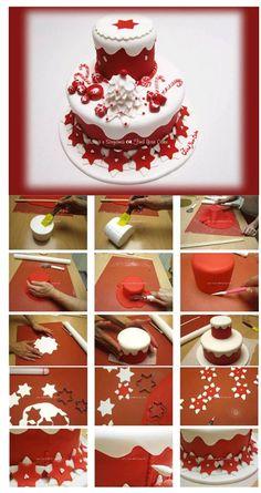 http://www.findyourcake.it/site/it/tutorials/torta-dummy-due-piani-con-albero-di-natale