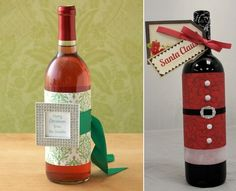 ideas for wrapping bottles - Google Search