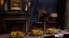 Tv show 'Hannibal' set design