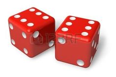 red dice: Winning combination