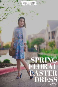 Visit here to see this floral Spring easter dress on cute & little! If you are looking for chic spring dresses that are casual for women, then this is the blog post for you! You will also see super cute easter dress outfits, which you can recreate! These spring dresses are definitely Easter dinner must haves for the Spring time this year. There's nothing more fun than a floral dress haul in the Spring season! Get inspired by spring dresses for wedding guest. #springdress #springlook Casual Fashion Trends, Summer Fashion Outfits, Edgy Outfits, Spring Summer Fashion, Dress Outfits, Fashion Dresses, Business Casual Outfits For Work, Professional Attire, Easter Dinner