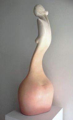 Que Sera Sera by Jutta Pilz. Visit www.visualemporium.com.au to learn more about Jutta's sculptural work.