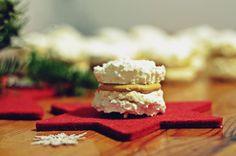 Co udělat se zbylými bílky - laskonky Krispie Treats, Rice Krispies, Recipe Images, Feta, Cheese, Cookies, Christmas, Recipes, Club