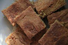 Snickerdoodle Cake – Low Carb Recipe