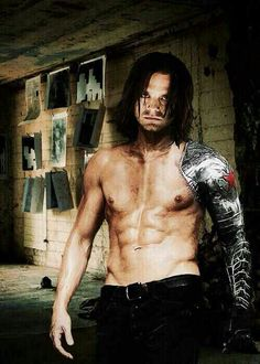 This is a really nice edit of Bucky aka Winter Soldier