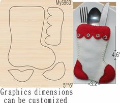 Online Shop Socks new wooden mould cutting dies for scrapbooking Easy Christmas Ornaments, Felt Ornaments, Christmas Fun, Christmas Stockings, Christmas Decorations, Sewing Crafts, Sewing Projects, Felt Crafts Patterns, Felt Stocking