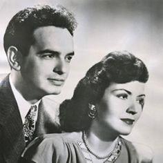 Cathy & Elliott Lewis, Mr and Mrs Radio